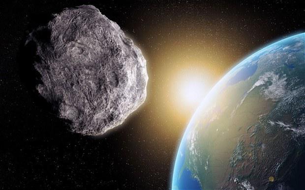 Un asteroid are mari sanse sa loveasca Pamantul