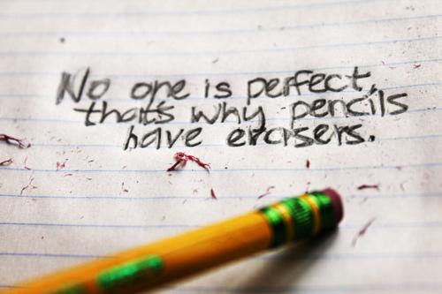 Sa fii perfect- idealul in viata