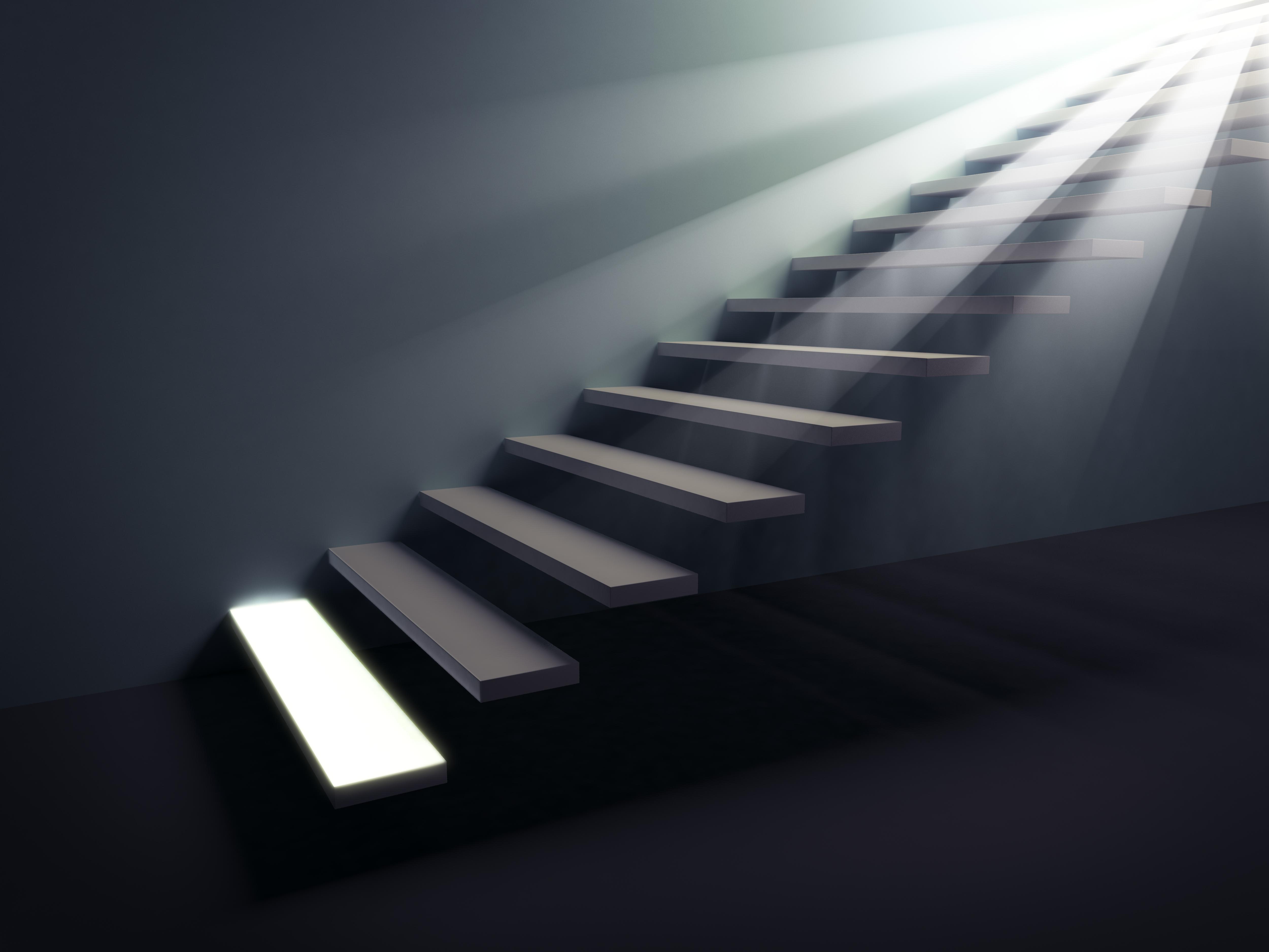 Visele despre scari – ce inseamna