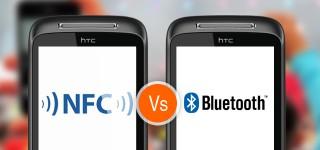 Deosebiri intre NFC si Bluetooth