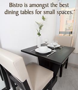 Tipuri de mese pentru spatiile mici