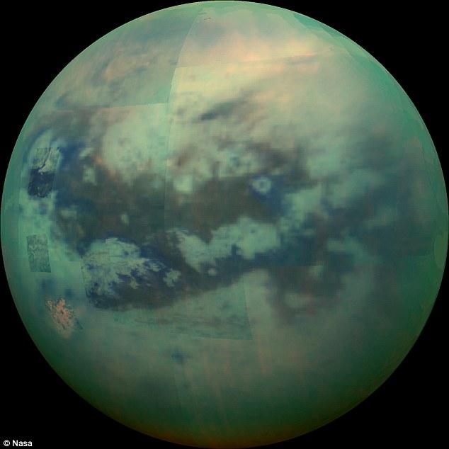 Cum arata Titan?