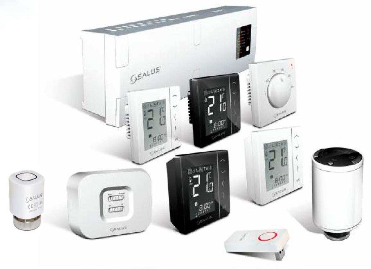 Cel mai inteligent termostat se afla in majoritatea locuintelor romanilor