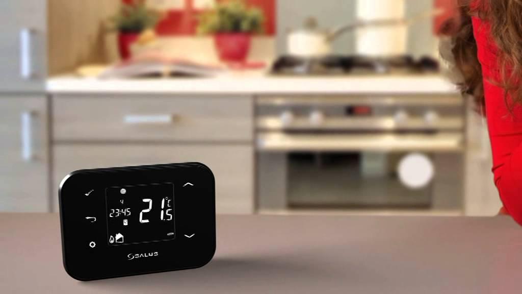 Asigura-ti caldura pe timp de iarna cu un termostat inteligent